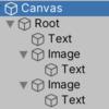 【Unity】uGUI Text のバッチング