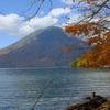 晩秋の奥日光・男体山と中禅寺湖を望む紅葉ハイキング @社山・半月山