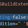 Live Unit Testing がサポートされてないプロジェクトで動かないようにする方法