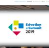【イベント情報】Edvation x Summit 2019(2019年11月4日・11月5日)