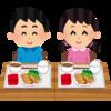 食事の量を徐々に減らして胃腸に優しくする月間