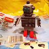 仕事では役割を演じるロボットでいること ( ´・ω・`)_且
