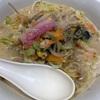 モリモリ野菜を食べよう!安定のちゃんぽん【長崎ちゃんぽん リンガーハット(前橋・けやきウォーク内)】