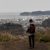 衣張山ハイキングコースを歩いて「海街diaryのロケ地」と「名越切通」を見てきたよ