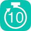 iphoheアプリの10秒ストップ!をリリースしました