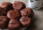 フライパンで作る蒸し焼きチョコパン