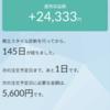 コロナショックから始めた積立投資の途中経過【2万4千円プラス!?】