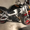 Buell XB9S 塗装 その1