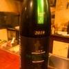<日本酒>IPPONJIME 59Takachiyo 純米吟醸。たかちよの2019年ワインのようなお洒落な瓶で、ほんのり甘い日本酒。