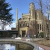 千人風呂で有名な上諏訪温泉「片倉館」の会館棟を見学してきた