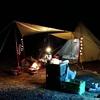 白川渡キャンプ場と入之波温泉
