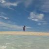 沖縄本島から西へ100キロ!久米島サイコーかよ!はての浜?ハテノ浜?