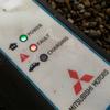 アウトランダーPHEVの充電ケーブルに自作100V変換アダプターを介して充電してみた話