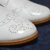 REGAL レディース(女性)の革靴 靴磨きの方法