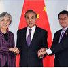波乱高まるアジア貿易 ―日・韓・米・中―