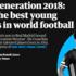 Next Generation 2018(ネクスト・ジェネレーション2018)選出リスト一覧