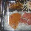 [20/07/13]「琉花」の「魚のレモンバター・チキン唐あげ(日替わり弁当)」 300円 #LocalGuides