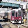 鉄道の日常風景13…阪急神戸線20190205