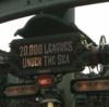 フロリダ「ディズニー・ワールド」のアトラクション「海底二万マイル」VR・YouTube動画
