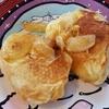 りんごパンケーキ:お猫決闘