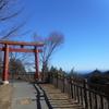 御嶽駅から御岳山にある武蔵御嶽神社に行って御岳山荘に泊まった