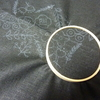 刺繍のポーチを作りはじめました