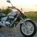 マグナでバイクライフin北海道