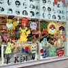 ASOKO × ポケモン 原宿店 ポケモンコラボ装飾