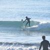 7日の連休中日はちょっとだけ波の上がった茅ヶ崎で!