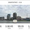 はじめての二部練習(新潟シティマラソン2016まであと1か月)