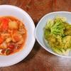 膵炎脂質制限ご飯 鶏のトマト煮