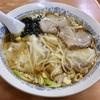 伊勢佐木モールの「中華料理北京楼」でワンタンメン