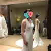 花嫁ドレス事情
