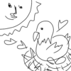 マヤ暦 K240【黄色い太陽】青い鷲の6日目!