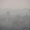 PM2.5襲来かなあ(>_<) tenki.jpの予報とも合致 2014/01/12