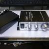 オーディオアンプがビビリ音を出し始めたので中華デジタルアンプに交換した