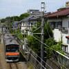 武蔵野を駆ける国鉄型