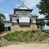 岡山県の備中松山城を散策