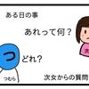 ケーキ【4コマ漫画】