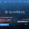 Quarkus 公式サイト日本語版 (ja.quarkus.io) を公開しました