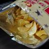 食後のポテトチップス