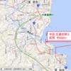 宮城県 一般国道45号 気仙沼市本吉町二十一浜地区の交通切り替え