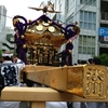 平成最後に渋谷氷川神社 天皇陛下御即位30年記念お神輿を担がせていただきました!