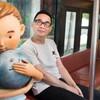 ジミー・リャオ(幾米)インタビュー           『おなじ月をみて』──世界と向き合う勇気❶