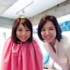 """宇宙人友達・""""よもぎ蒸し伝道師""""るーちゃん♡"""