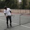 春節のテニス練習第三弾(2月16-17日)@上海仁恒(レンハン)テニスコート