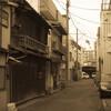 船橋の裏通り @大好きな街 船橋(千葉県)