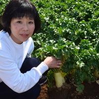 自分が食べて美味しい野菜だけをお届け(山田靖子さん/神奈川県)