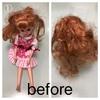 リカちゃん人形の髪の毛をサラサラにする方法!