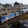 第1486列車 「 甲227 JR北海道キハ261系(ST-1119f)の甲種輸送を狙う 」